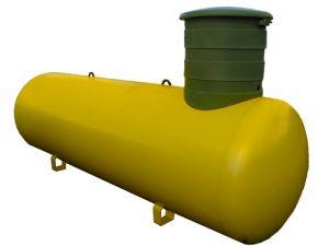 Емкости для СУГ. Подземная емкость 4,8 м3