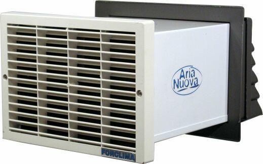 Приточная вентиляция с рекуперацией E100