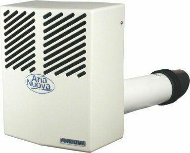 Приточно вытяжная вентиляция с рекуперацией E100SX
