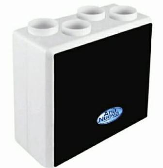 Приточно вытяжная вентиляция с рекуперацией канальная A200