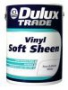 Краска в/д DULUX  TRADE VINIL SOFT SHEEN  белая  5 л