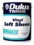 Краска в/д DULUX  TRADE VINIL SOFT SHEEN  белая  5 л